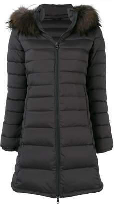 Duvetica zipped padded coat