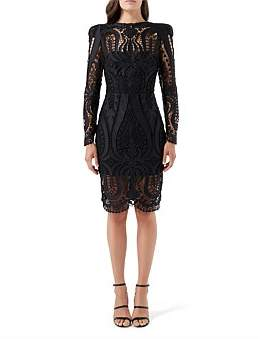 Thurley Serpentine Dress