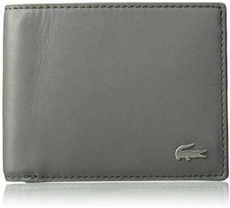 Lacoste Men's FG Small Billfold with Id Slot