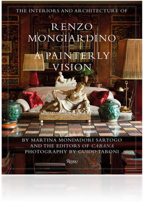 Rizzoli The Interiors and Architecture of Renzo Mongiardino: A Painterly Vision