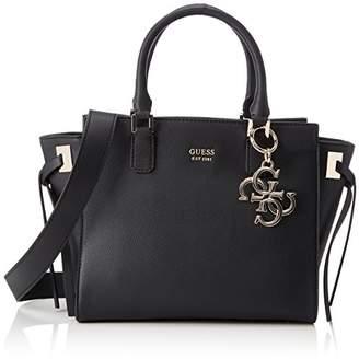 Hwsa6421090, Womens Top-Handle Bag, Blu, 13x22.5x36 cm (W x H L) Guess