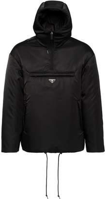 Prada padded gabardine jacket