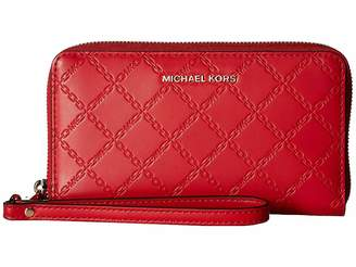 300d97504b75 MICHAEL Michael Kors Mercer Large Flat Multifunction Phone Case