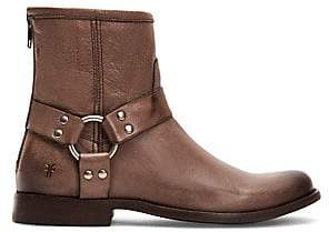 Frye Women's Philip Harness Moto Boots