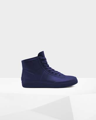 Hunter Men's Original Hi Rubber Sneakers