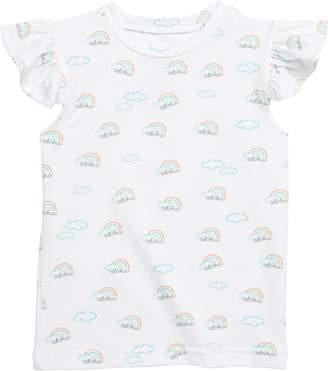 Coco Moon Aloha Flutter Sleeve T-Shirt