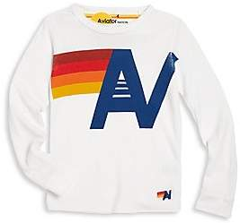 Aviator Nation Toddler's, Little Boy's & Boy's Signature Graphic T-Shirt