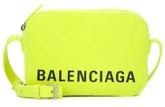 Balenciaga Ville Camera XS leather shoulder bag