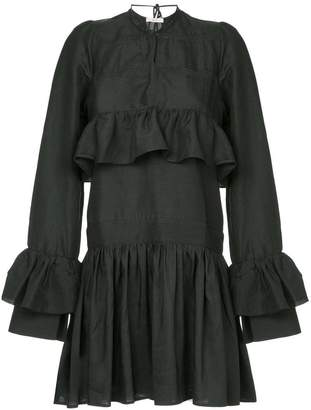 DAY Birger et Mikkelsen Matin Haarlem ruffle dress
