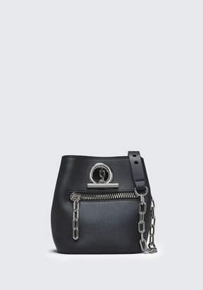 Alexander Wang BLACK RIOT CROSSBODY Shoulder Bag