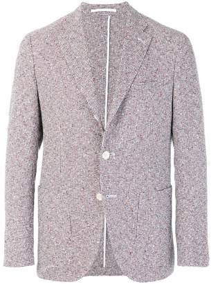 Cantarelli patch pocket blazer