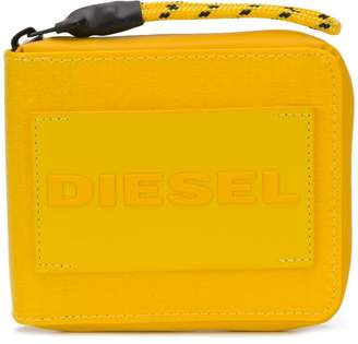 Diesel square-shaped wallet