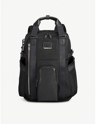 Tumi Kings ballistic nylon backpack/tote