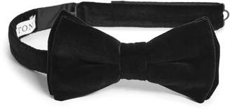 Eton Velvet Bow Tie