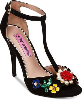 Betsey Johnson Lenox Dress Sandals