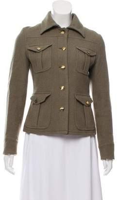 Ralph Lauren Long Sleeve Button-Up Jacket