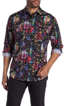 Robert Graham Aerie Long Sleeve Classic Fit Shirt