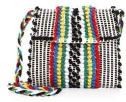 DAY Birger et Mikkelsen Antonello Tedde Cotton Striped Crossbody Bag
