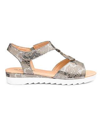 d0ef227454d Cushioned Sandals - ShopStyle UK