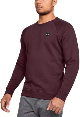 Under Armour Men's Rival Fleece Crew Fleece