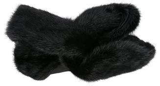 Gucci Twist Mink Fur Headband