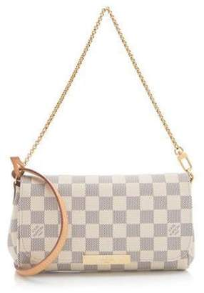 Louis Vuitton Favorite Damier Azur PM Ivory