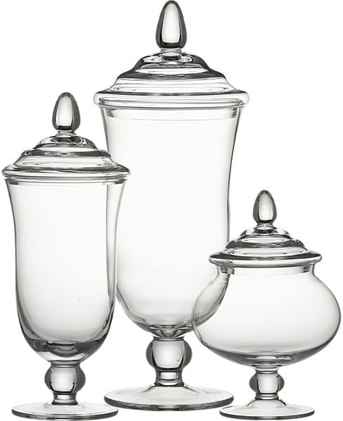 Delfina Covered Jars
