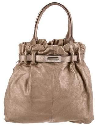 Lanvin Metallic Kentucky Bag