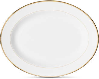 Mikasa Cameo Gold Oval Platter
