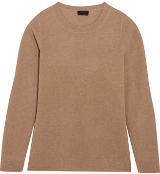 J.Crew - Cashmere Sweater - Camel $235 thestylecure.com