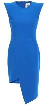 Thierry Mugler Asymmetric Ponte Mini Dress