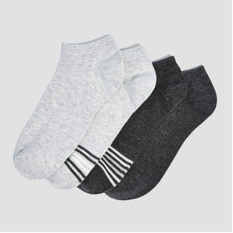 Joe Fresh Women's 4 Pack Ankle Length Socks