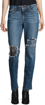 Joe's Jeans Billie Slim-Fit Distressed Ankle Pant