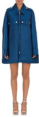 Calvin Klein Women's Policeman Tech-Twill Coat