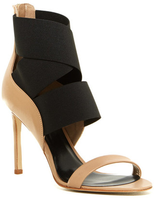 Delman Jean High Heel Sandal $378 thestylecure.com