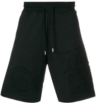 Love Moschino relaxed shorts