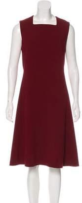 Derek Lam Wool Midi Dress wool Wool Midi Dress