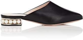 Nicholas Kirkwood Women's Casati Leather Mules