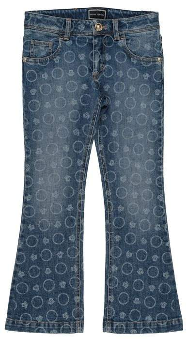 YOUNG Denim trousers
