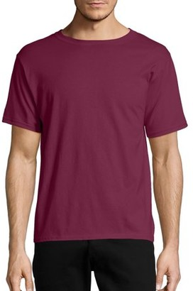 Hanes Men's EcoSmart Soft Jersey Fabric Short Sleeve T-shirt