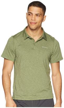 Columbia Tech Trail Polo Men's Short Sleeve Pullover