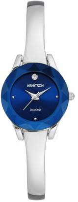 Armitron Women's Showcase Dress Watch, Metal Bracelet