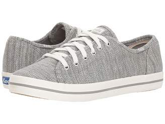 Keds Kickstart Twill Stripe Jersey Women's Lace up casual Shoes