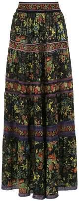 Cecilia Prado Zoé long skirt