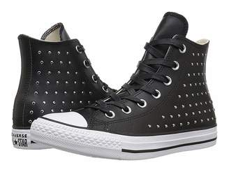 Converse Chuck Taylor All Star Leather Studs Hi
