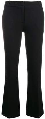 Kiltie cropped tailored trousers