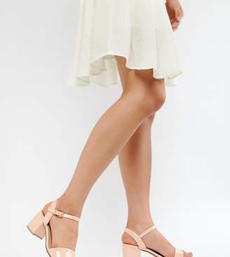 b21331fa4367 Beige Sandals Mid Heel - ShopStyle UK
