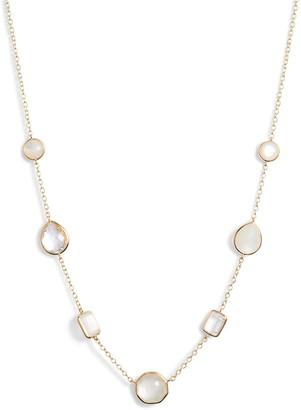 Ippolita Rock Candy Semiprecious Stone Frontal Necklace