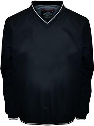Big & Tall Franchise Club Elite Windshell Pullover Jacket