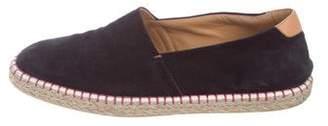 Louis Vuitton Suede Espadrille Sneakers